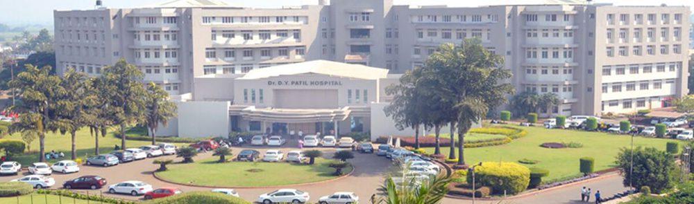 DY Patil Medical College Kolhapur